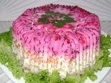 Кращі варіації рецептів салату оселедець під шубою на святковий стіл
