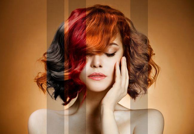 Місячний календар фарбування волосся 2018