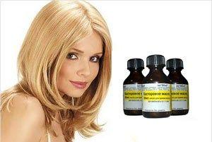 Маски для волосся з касторовою олією - як швидко відростити косу