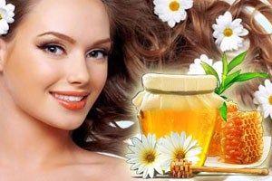 Медова маска для волосся - ліки від ста лих