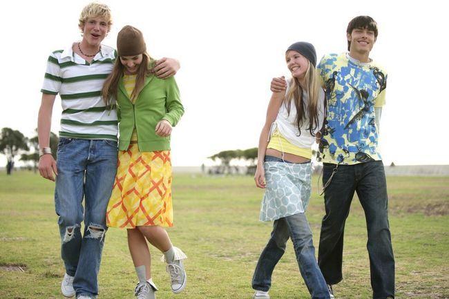 Мода для підлітків 2018