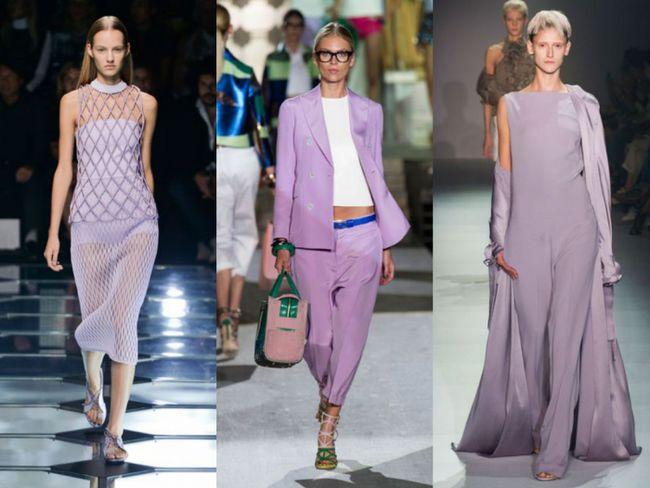 Мода весна-літо 2015