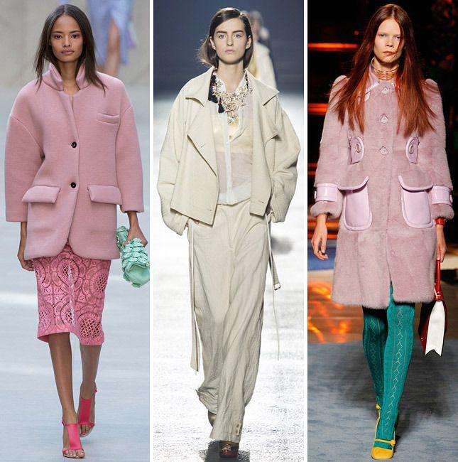 літні пальто