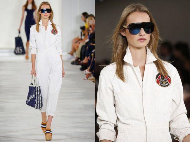 Мода весна-літо 2018