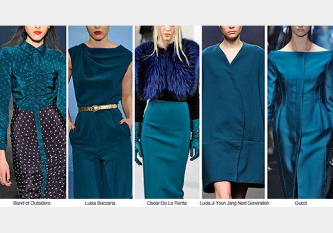 Мода зими 2015
