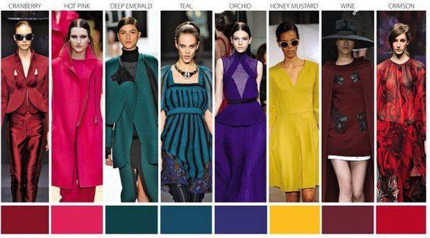 модні кольори