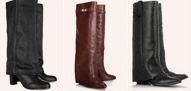 модна обувь1,2