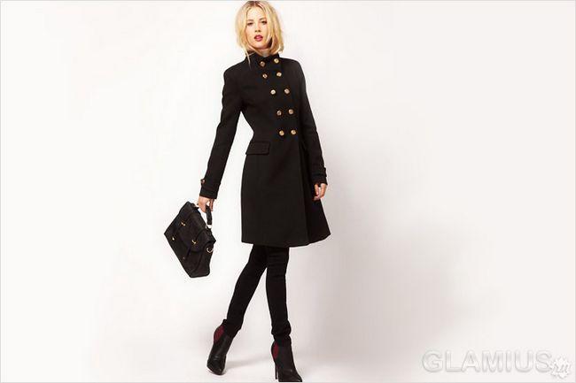 Модні пальто 2015