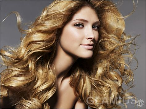 Розкішні густе волосся