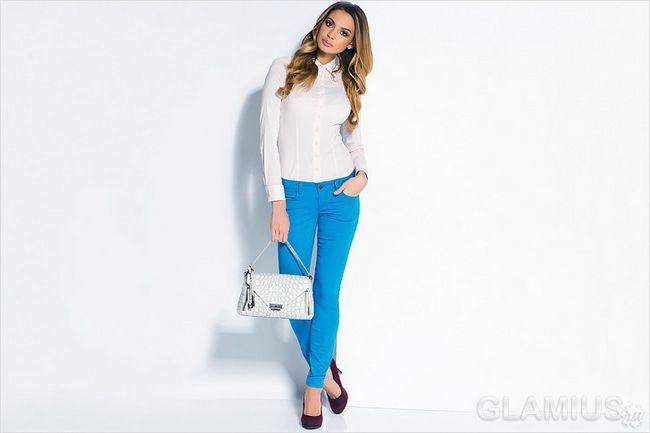 Модні жіночі брюки 2015