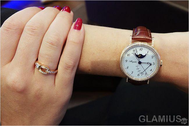Модні жіночі годинники 2014
