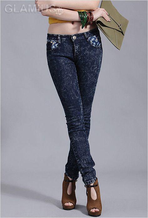 Модні жіночі джинси-варенки 2013