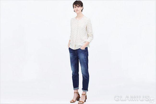 Модні жіночі джинси 2015 року