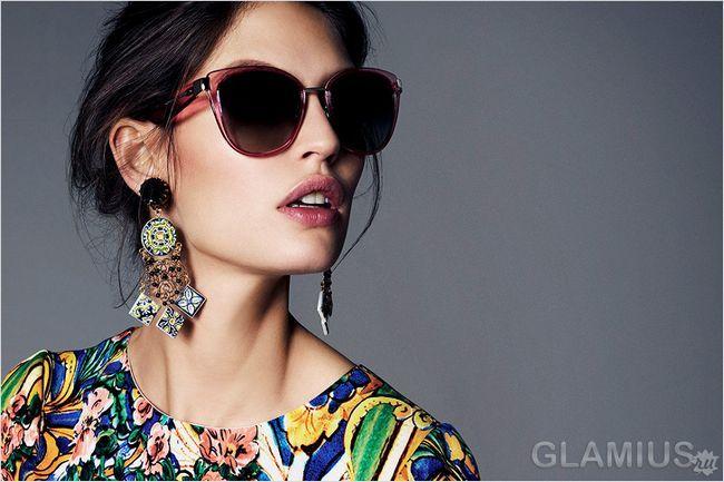 Модні жіночі окуляри 2015
