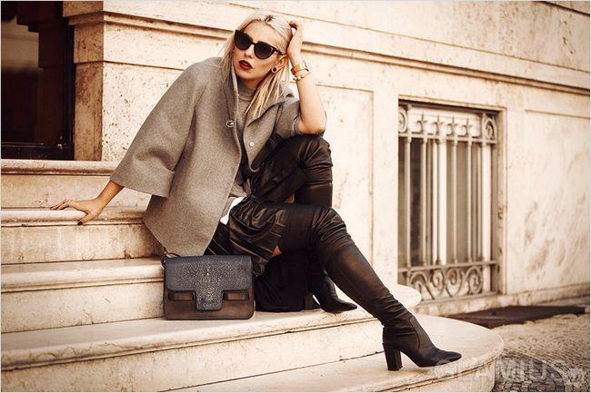 Модні жіночі чоботи осінь зима 2016-2017