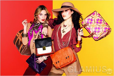 Модні жіночі сумки 2012