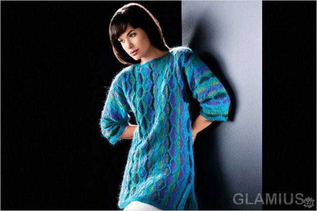 Модні жіночі светри 2015
