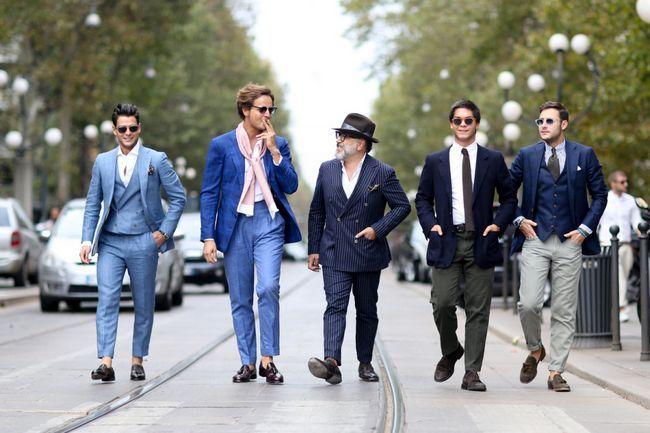 Чоловіча мода весна-літо 2018