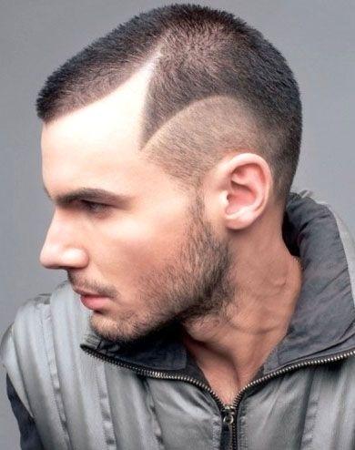 зачіска з малюнком