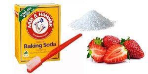 Сода і полуниця