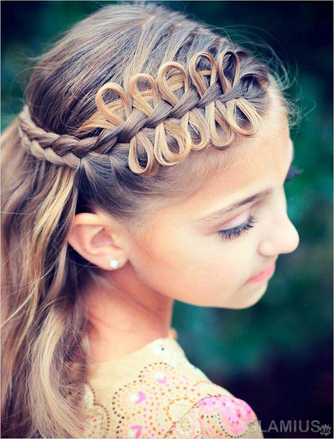 Оригінальна коса