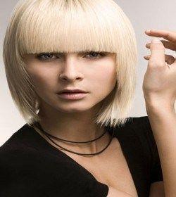 Орієнтири і фото приклади для підбору зачіски з чубчиком