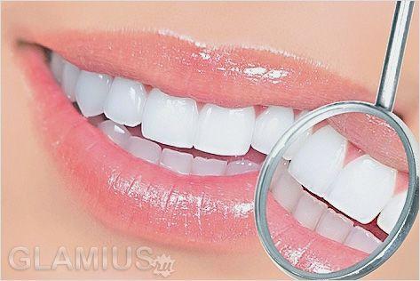 Висвітлення зубної емалі