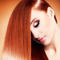 волосся після кератинового випрямлення