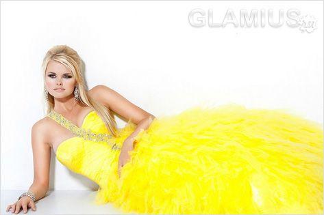 Плаття на випускний 2012