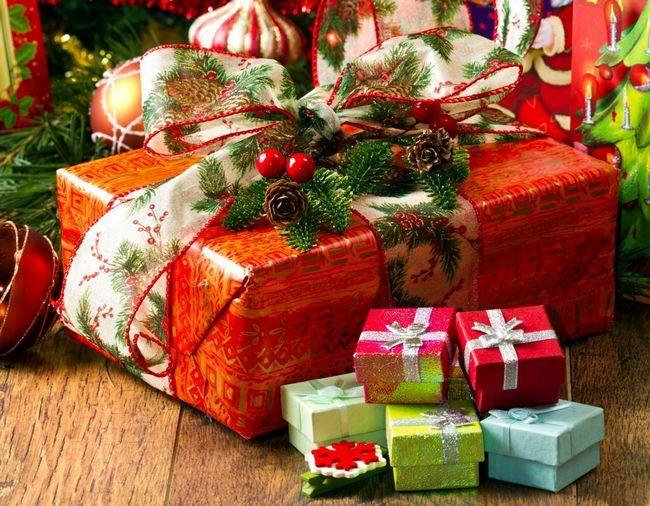Подарунки на новий рік 2016