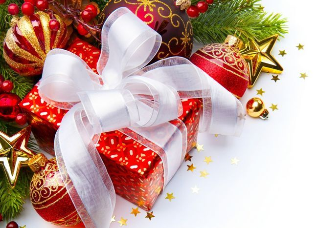 Подарунки на новий рік 2017