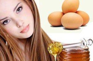 Чи корисні маски для волосся з медом і яйцем і чому