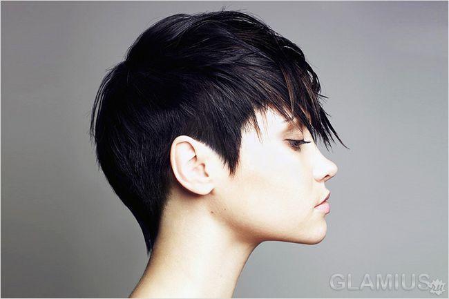 Зачіски на коротке волосся на новий рік 2016