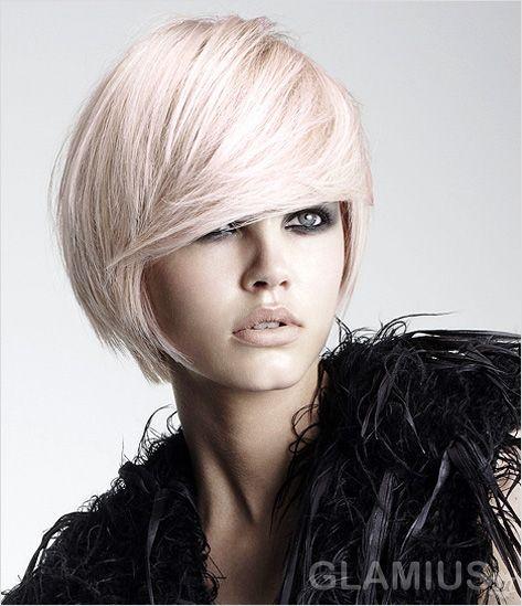 Зачіска на Новий рік для короткого волосся