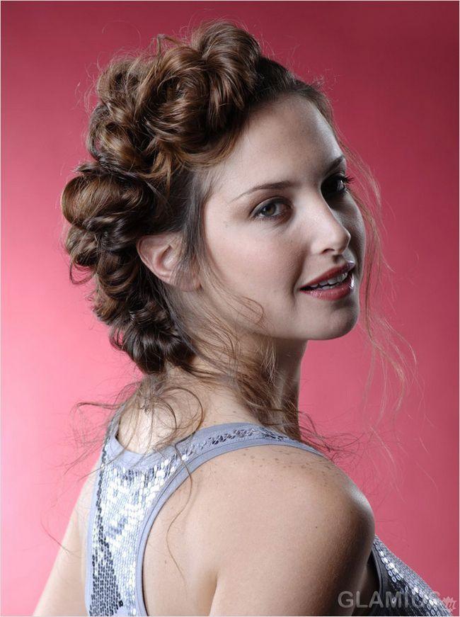 Розпущена французька коса