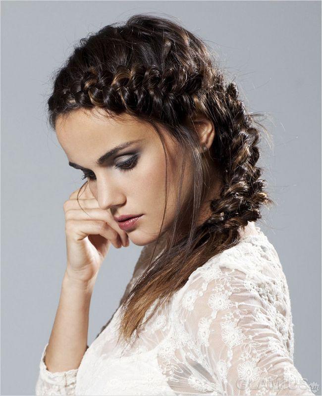 Зворотній французька коса