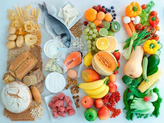 Роздільне харчування - рецепти, меню, відгуки. Таблиця сумісності продуктів на роздільне харчування