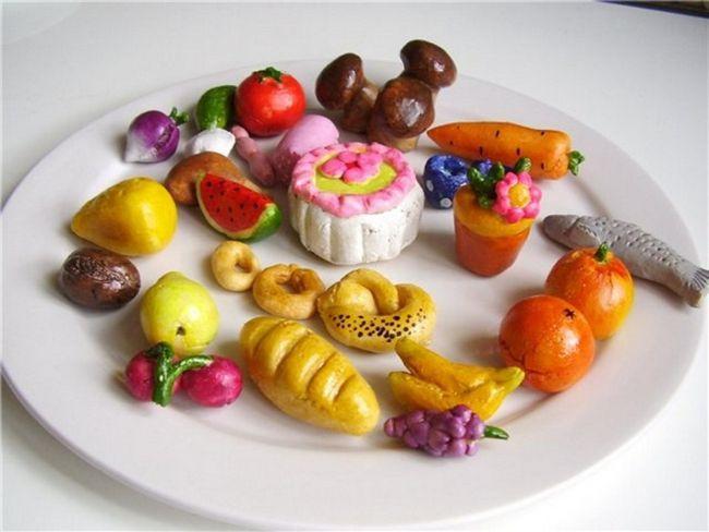 Рецепт солоного тіста для виробів. Як зробити солоне тісто
