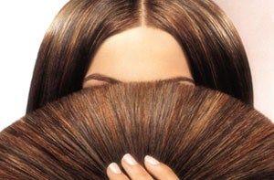 Здорові кінчики волосся