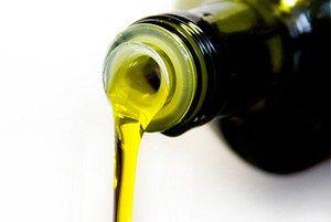 Нерафінована оливкова олія