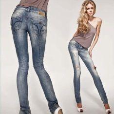 З чим і як носити джинси?