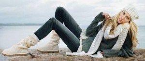 З чим поєднуються уггі - як носити суперпопулярну взуття