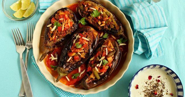 Салат з баклажанів на зиму - рецепти