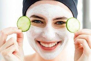 Секрети огіркової маски для обличчя в домашніх умовах