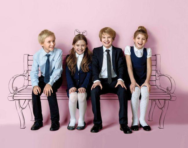 Шкільна форма для дівчаток, хлопчиків і підлітків. Модна шкільна форма 2018