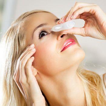 Синдром сухого ока: народні засоби і методи лікування