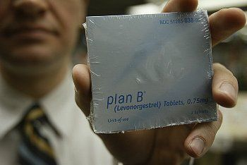 Засоби екстреної контрацепції