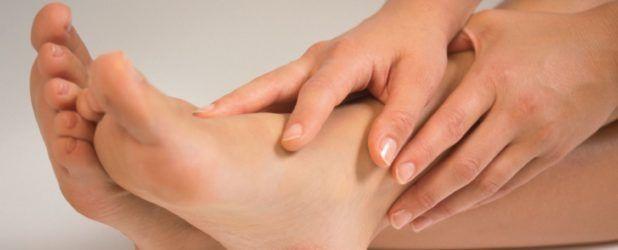 Засоби від пітливості ніг. Лікарські засоби