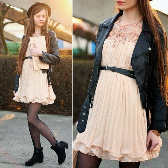 Косуха з сукнею