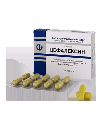 Таблетки від циститу - опис основних лікарських засобів